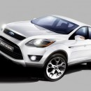Ford Kuga 2.0 TDCI 4WD 163CV ANNO 2011 – KM0