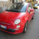 FIAT 500 1.2 BENZINA LOUNGE