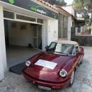 Alfa Romeo – Spider 2.0 CAT Full optional