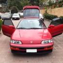 Honda – Crx – Vtec 1.6 16V – 150Cv V-tec