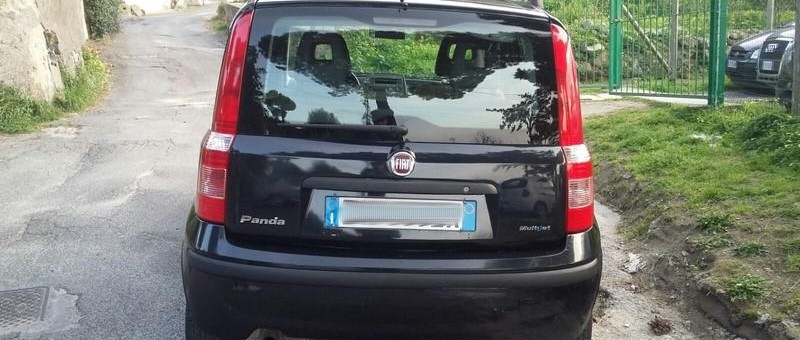 FIAT PANDA 1.3 MULTIJET EMOTION